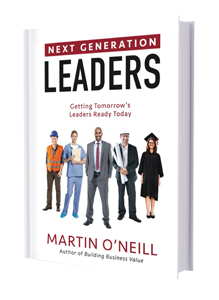 Next Generation Leaders Book Cover